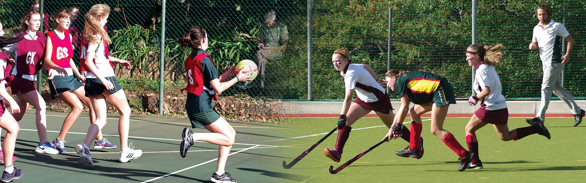 Camps Bay High School - Netball & hockey