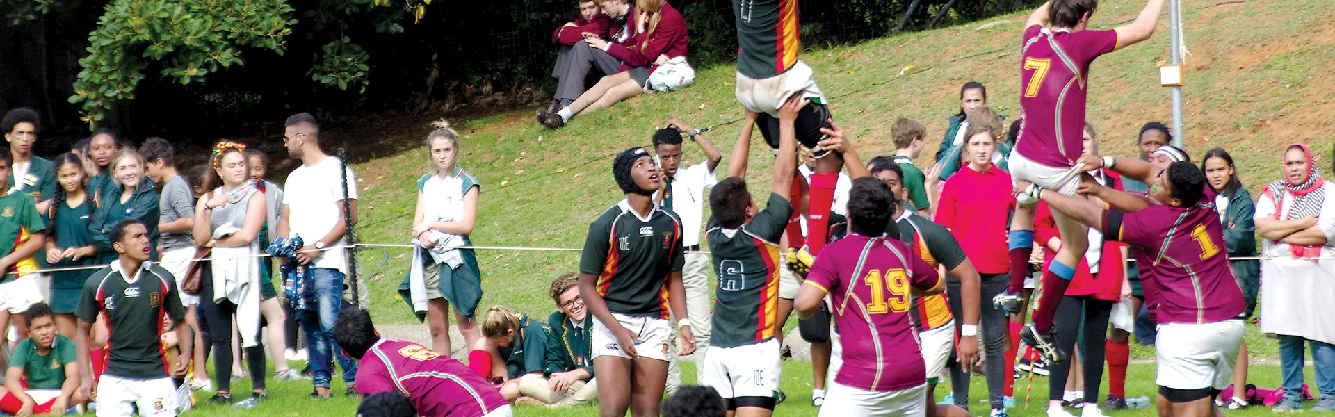 Camps Bay High School - Rugby
