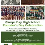CBHS Founders Day Invitation for 26 Apr 2019