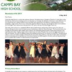 CBHS Newsletter 16 of 3 May '19