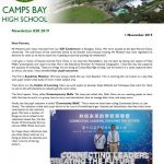 CBHS Newsletter 38 of 1 Nov '19