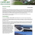 CBHS Newsletter 3 of 31 Jan '20